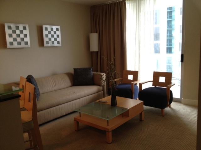sofabed - One Bedroom apt at Marenas Resort - Sunny Isles Beach - rentals