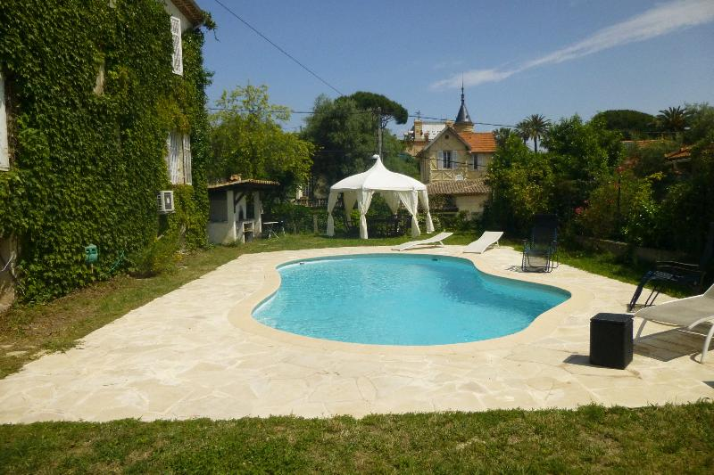 pool - Rent for summer French Riviera - Juan-les-Pins - rentals