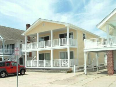 10 Beach Rd 1st fl - 10 Beach Road 1st 124716 - Ocean City - rentals