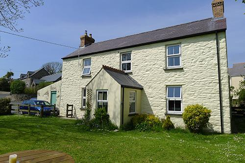 Holiday Cottage - Ty Isaf, Mathry - Image 1 - Mathry - rentals