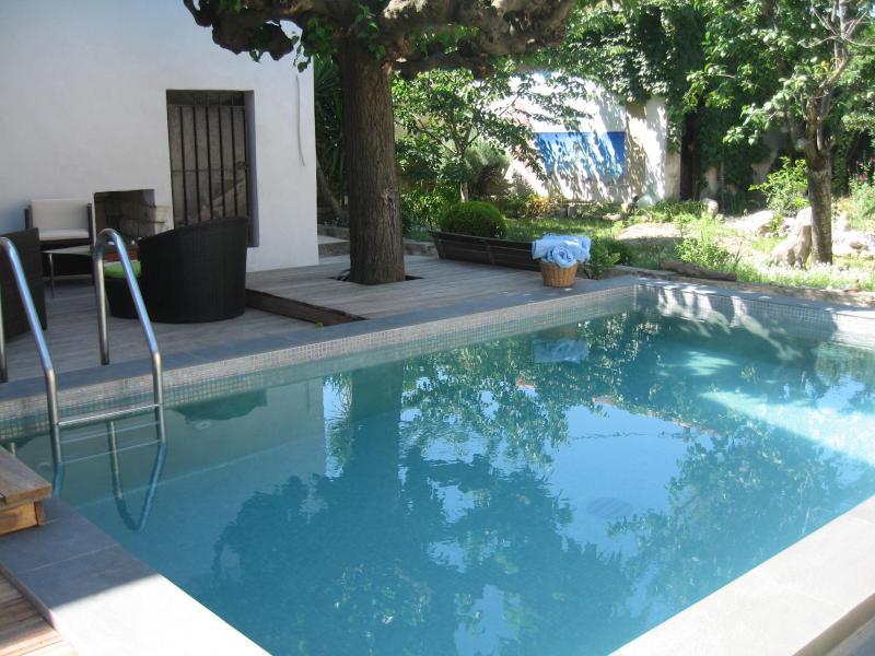 piscine - Belle villa avec piscine coeur de ville monpellier - Montpellier - rentals