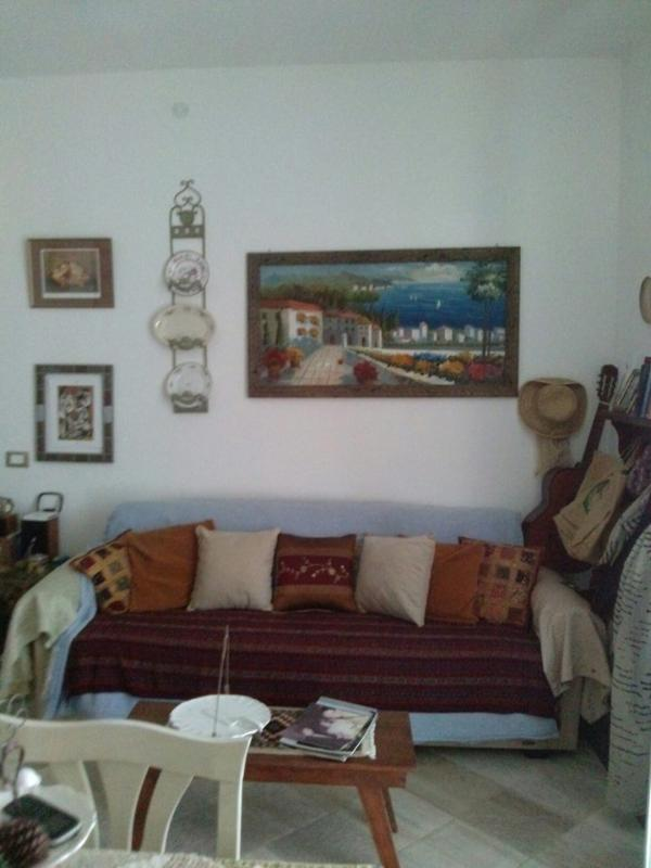 spacious kitchen/diner has access from the veranda - Charming  property in Sicily 200 mt from the beach - Castelvetrano - rentals
