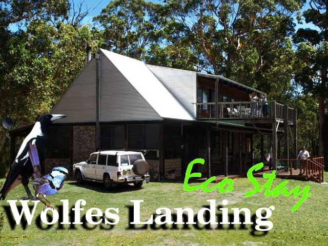 Wolfes Landing Eco Stay  (Nature Retreat) - Image 1 - Denmark - rentals