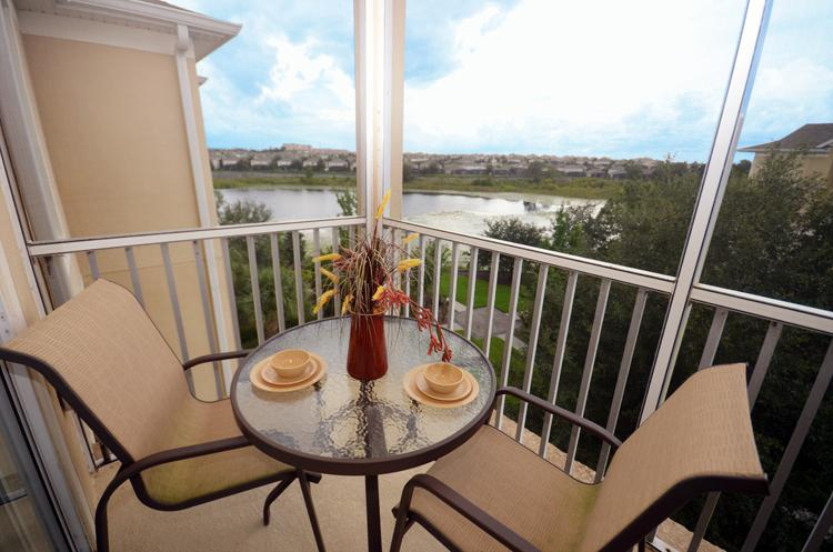 Amazing View - Windsor Hills Best Condo Location @ Building #8 - Kissimmee - rentals