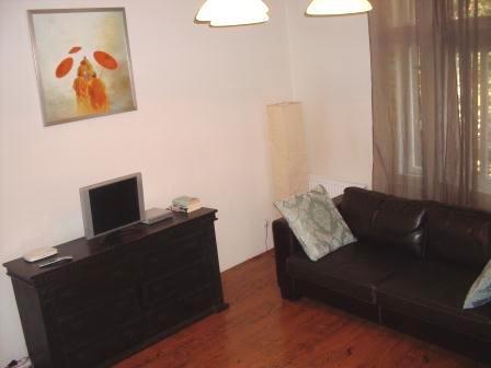 Living room - Big Dositejeva Apartment - Belgrade City Centre - Belgrade - rentals
