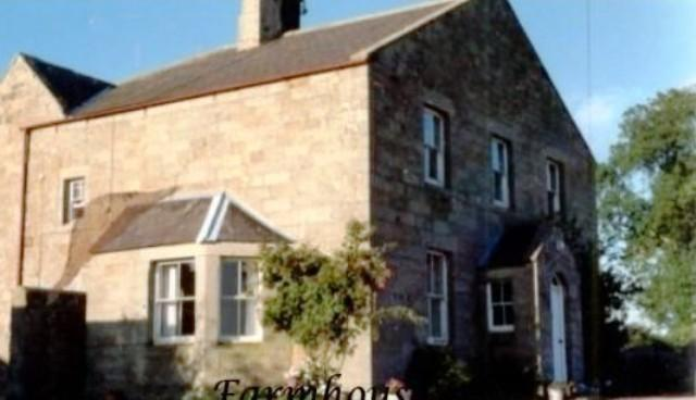 Victorian Farmhouse Bed & Breakfast Double En suite Room facing south - Lorbottle West Steads B & B Double En suite - Thropton - rentals