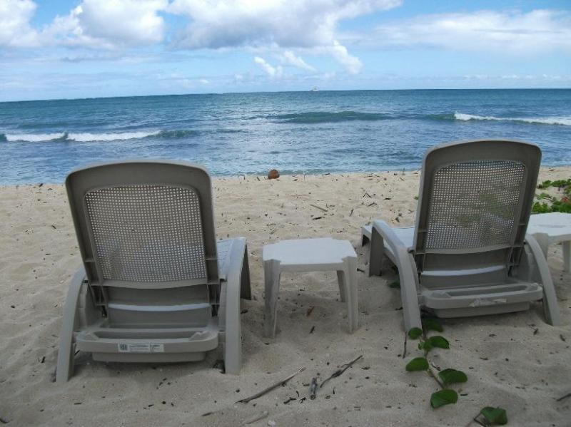 These chairs are waiting for you!!! - Wedding guests, Sport Events, Extended Family! - Ewa Beach - rentals
