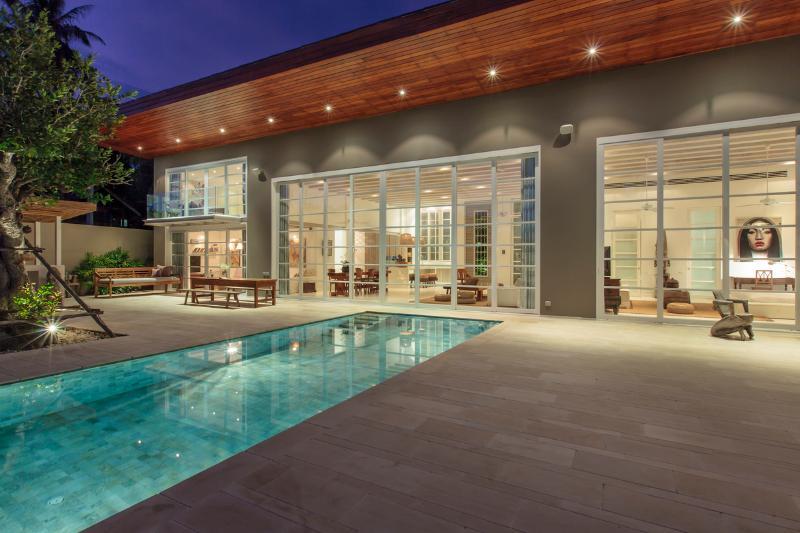 Villa 114 - 2 Bedroom Option,  Walk to Beach - Image 1 - Choeng Mon - rentals