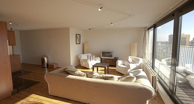 Living Room - Weena - Rotterdam - rentals