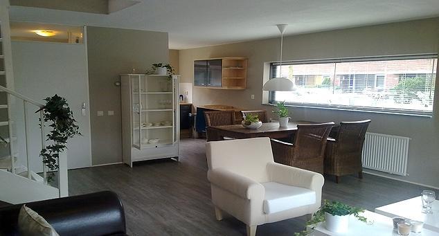 Living Room - Ariadne - Rotterdam - rentals