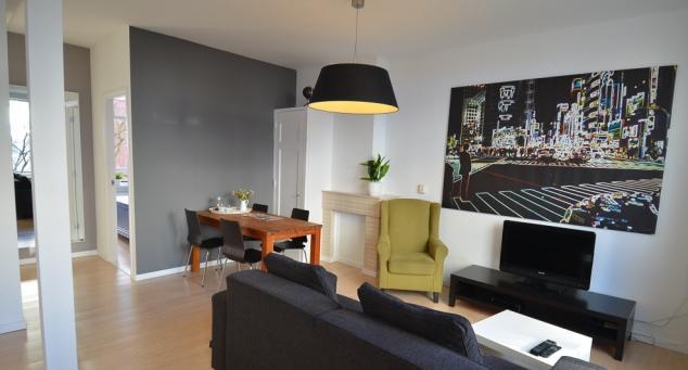Living Room - Witte de With - Rotterdam - rentals