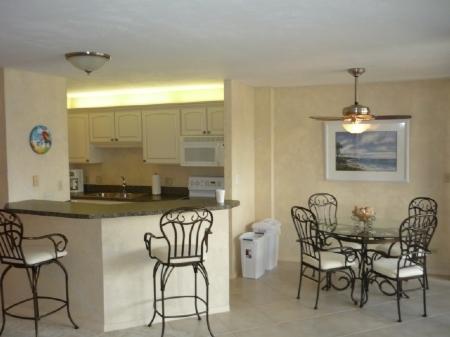 Beautiful Open Kitchen Area - Sandcastle 2-806 - Marco Island - rentals