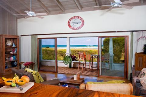 Hanalei Bay Surf Cottage ~ RA3318 - Image 1 - Hanalei - rentals