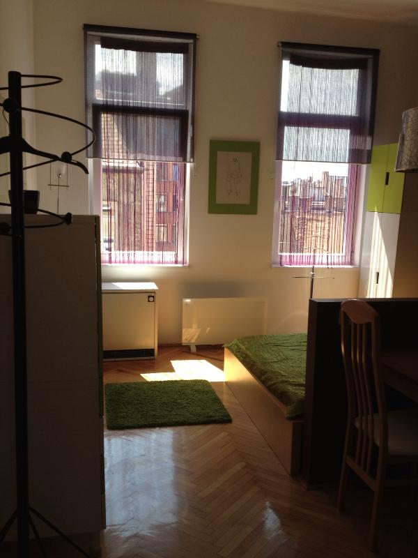 Studio wiew - Ráday Panorama Studio - Budapest - rentals