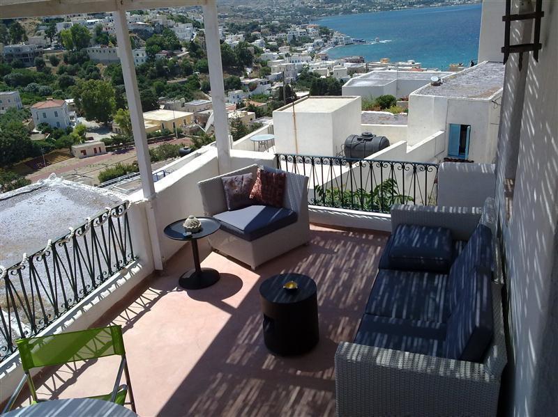 VILLA ZOË - a wonderful holiday on the Greek island of Leros. - Leros - rentals