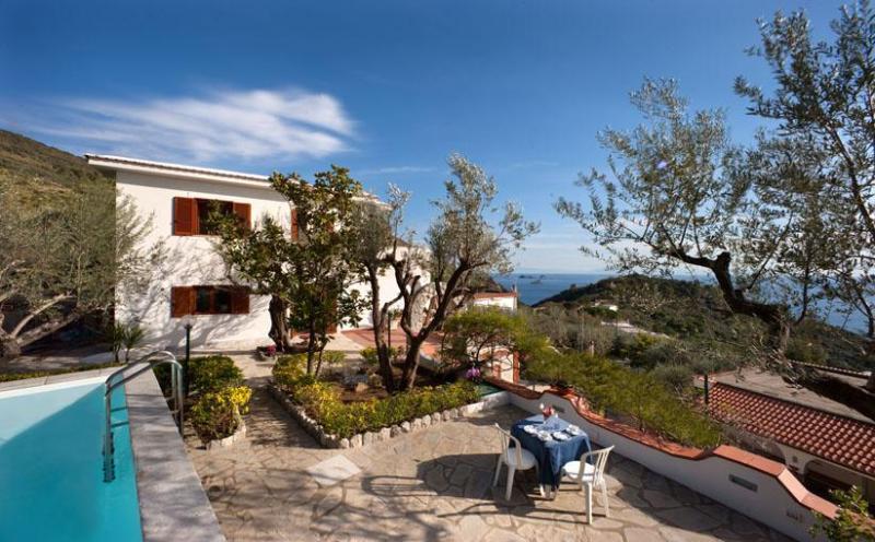 Villa Sirena - VILLA SIRENA - 4 Bedrooms - Massa Lubrense - Massa Lubrense - rentals