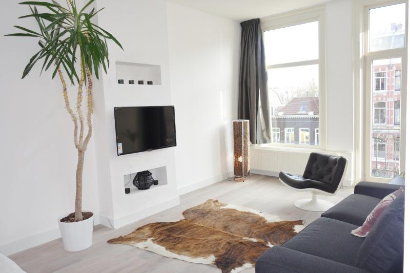 Livingroom - Stylish, central, just renovated 2b by Vondelpark - Amsterdam - rentals