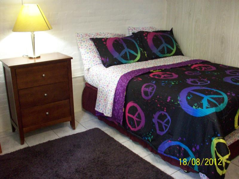 Bedroom 1, Full Size Bed, 1. Twin Bed. Sleep 3 Guest - 2 Bedroom Apt For Vacation Rentals - Oriskany - rentals