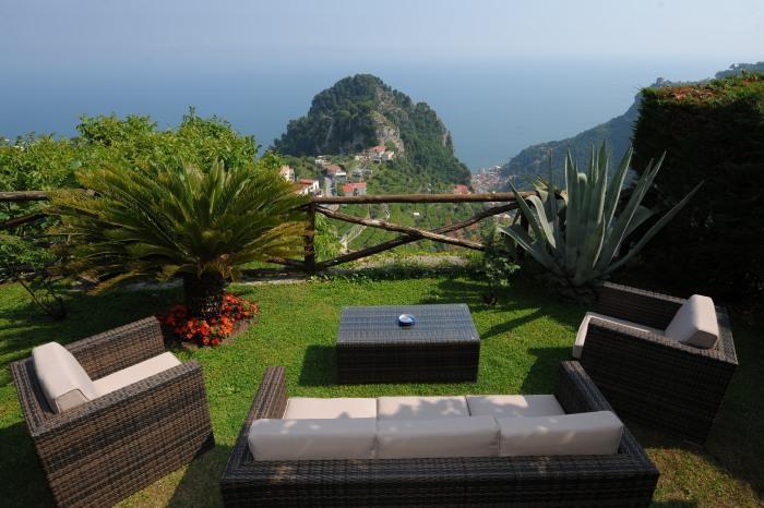 garden - Villa Eustachio - Pontone - rentals