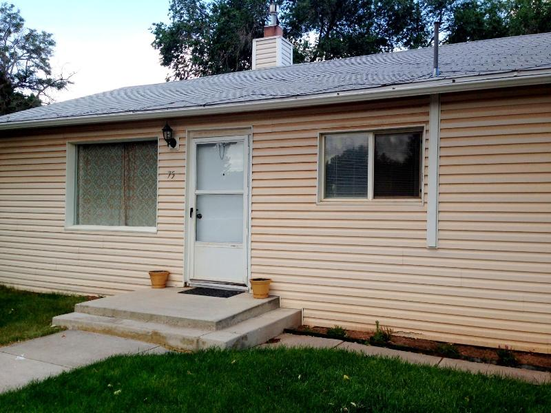Front of Home - 3 bed/1bath Cottage in quaint Kanarraville, UT - Kanarraville - rentals