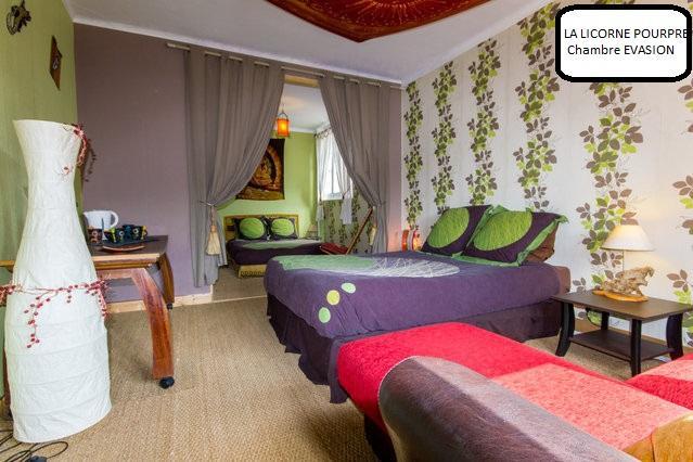 Chambre Evasion - Baie du Mont St michel Chambres d'hôtes Evasion - Roz-sur-Couesnon - rentals