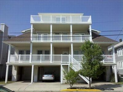 820 Moorlyn Terrace - 820 Moorlyn Terrace, 2nd Floor 108007 - Ocean City - rentals