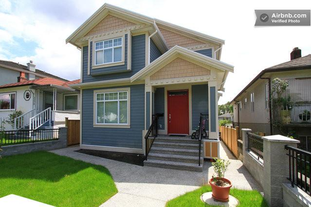 Sweet Trout Lake Suite - Image 1 - Vancouver - rentals