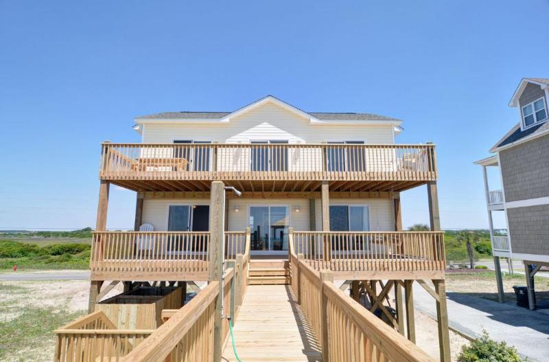 1120 New River Inlet Rd - New River Inlet Rd 1120 -6BR_SFH_OF_14 - Sneads Ferry - rentals