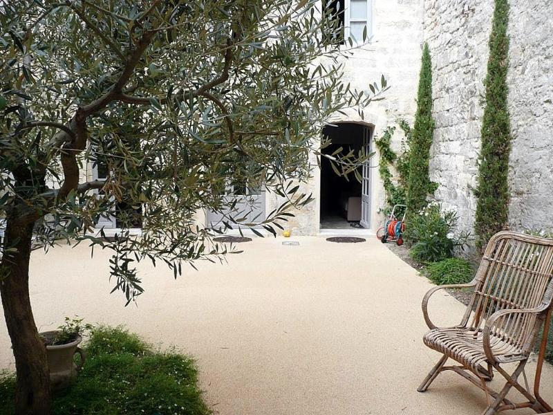 Private courtyard - Big two level apartment (9 pax) in central Avignon with shaded private courtyard. Quiet and luxuous - Jenks - rentals