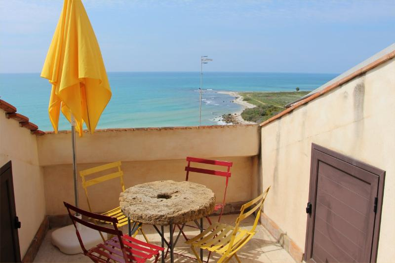 Penthouse Sky and Sea near Beach and Golf.Sciacca - Image 1 - Sciacca - rentals