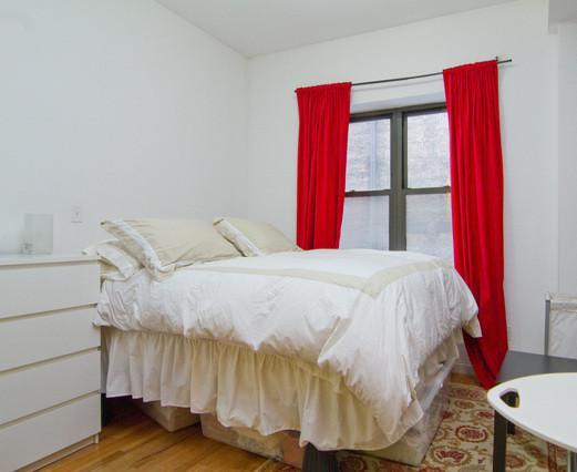 Bedroom - Clean Linens and a comfortable bed awaits you after a day of sightseeing. - Best Location in the City!  - All Amenities. - New York City - rentals