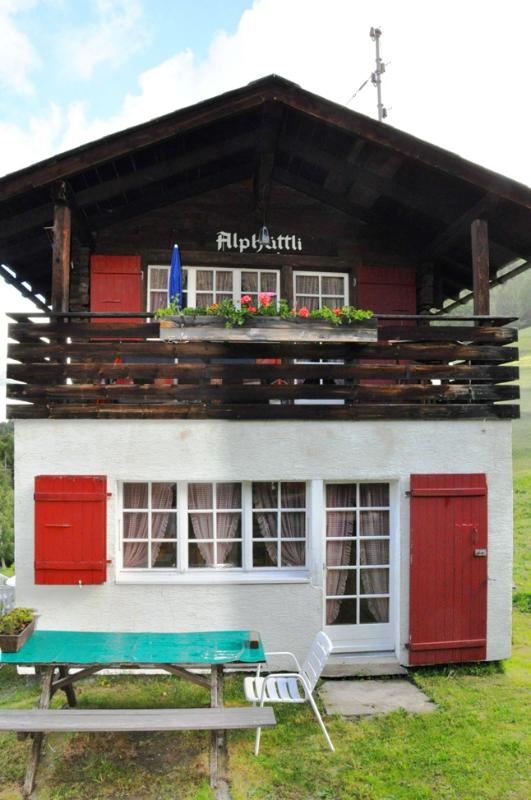 The chalet - Chalet Alphüttli in peaceful countryside - Visperterminen - rentals
