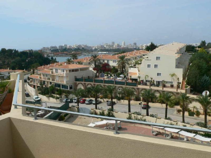 The view from the terrace - T2 Penthouse Winter long lets just 750€/month - Ferragudo - rentals