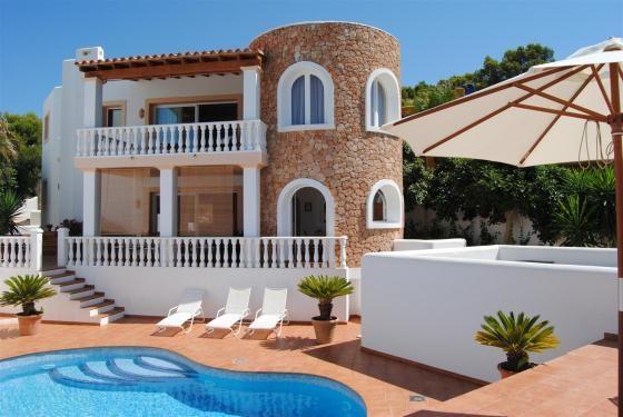 3 bedroom Villa in Cala Vadella, Islas Baleares, Ibiza : ref 2135557 - Image 1 - Cala Vadella - rentals
