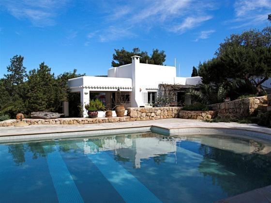 5 bedroom Villa in Cala Vadella, Islas Baleares, Ibiza, Ibiza : ref 2133388 - Image 1 - Cala Vadella - rentals