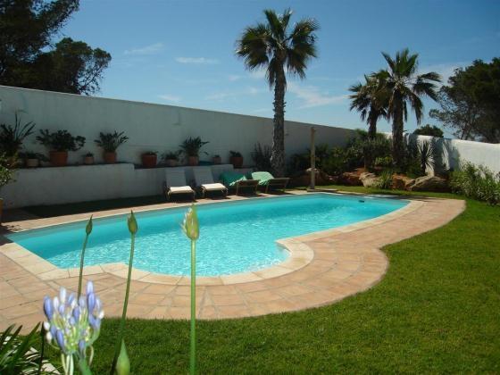 6 bedroom Villa in Cala Vadella, Islas Baleares, Ibiza, Ibiza : ref 2133375 - Image 1 - Cala Vadella - rentals