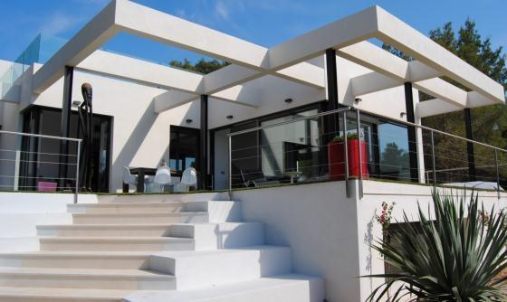 5 bedroom Villa in Cala Tarida, Islas Baleares, Ibiza, Ibiza : ref 2133407 - Image 1 - Cala Tarida - rentals
