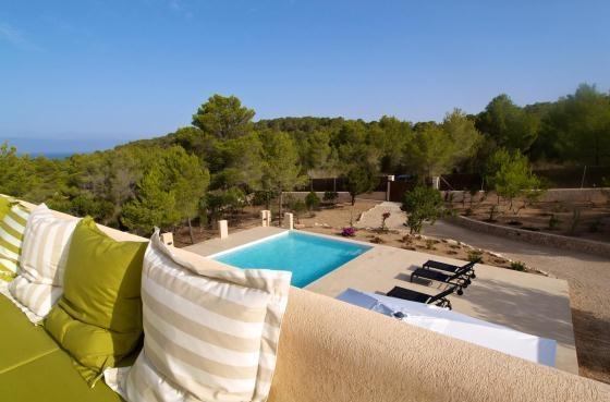 4 bedroom Villa in Cala Tarida, Islas Baleares, Ibiza : ref 2133405 - Image 1 - Cala Tarida - rentals