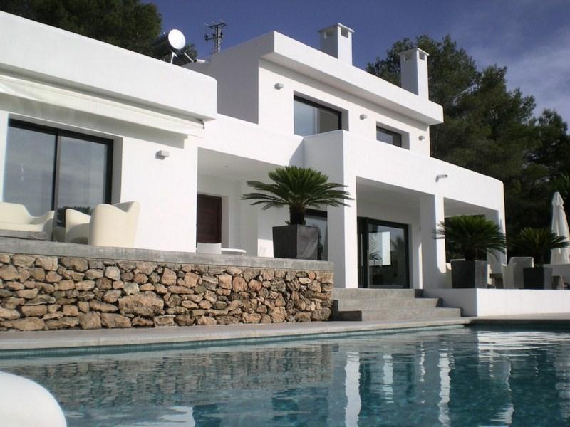 4 bedroom Villa in Cala Tarida, Ibiza : ref 2240089 - Image 1 - San Agusti des Vedra - rentals