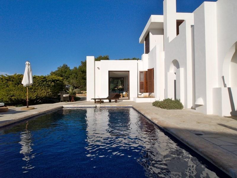 4 bedroom Villa in Calo D En Real, Ibiza, Ibiza : ref 2240101 - Image 1 - Cala Vadella - rentals