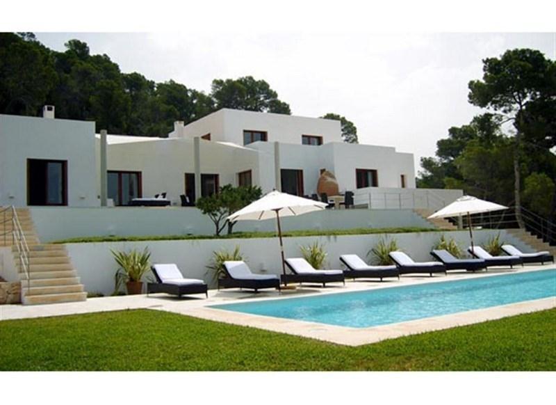 7 bedroom Villa in Calo D En Real, Ibiza, Ibiza : ref 2240106 - Image 1 - Cala Vadella - rentals