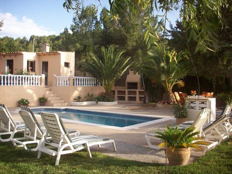 4 bedroom Villa in San Jose, Islas Baleares, Ibiza : ref 2227630 - Image 1 - San Agusti des Vedra - rentals