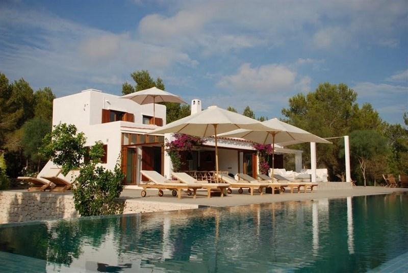 6 bedroom Villa in Cala Jondal, Islas Baleares, Ibiza : ref 2240077 - Image 1 - Es Cubells - rentals