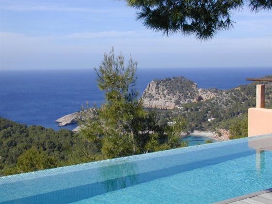 4 bedroom Villa in Cala Salada, Islas Baleares, Ibiza : ref 2135592 - Image 1 - Cala Gracio - rentals