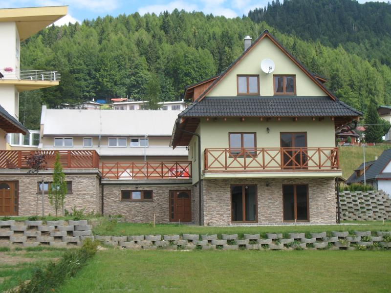 summer - Apartment house Danka - C - Donovaly - rentals