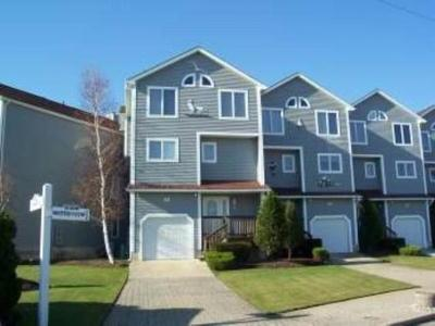 3606 Waterview front elevation - 3606 Watervew Blvd 49573 - Ocean City - rentals