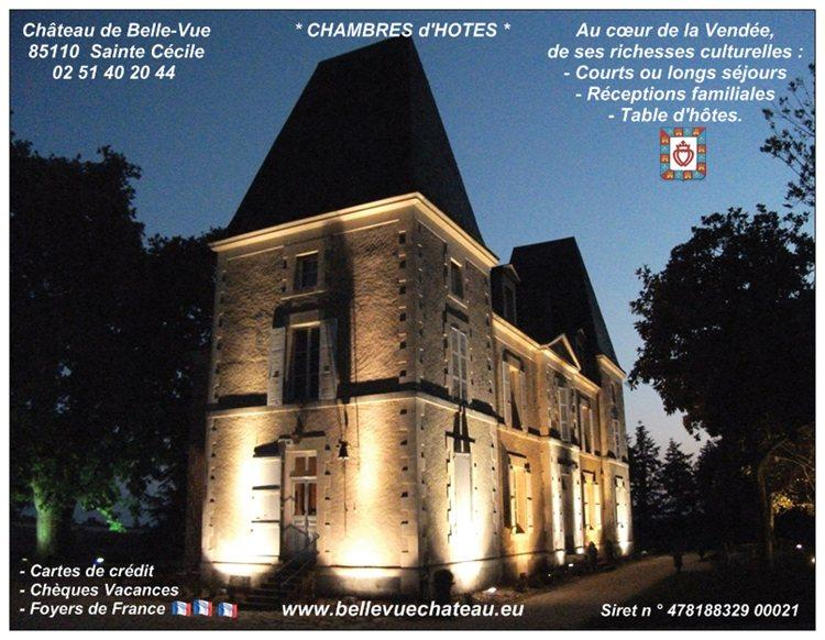 Bed and Breakfast near Puy du Fou - Image 1 - Saint-Vincent-Sterlanges - rentals