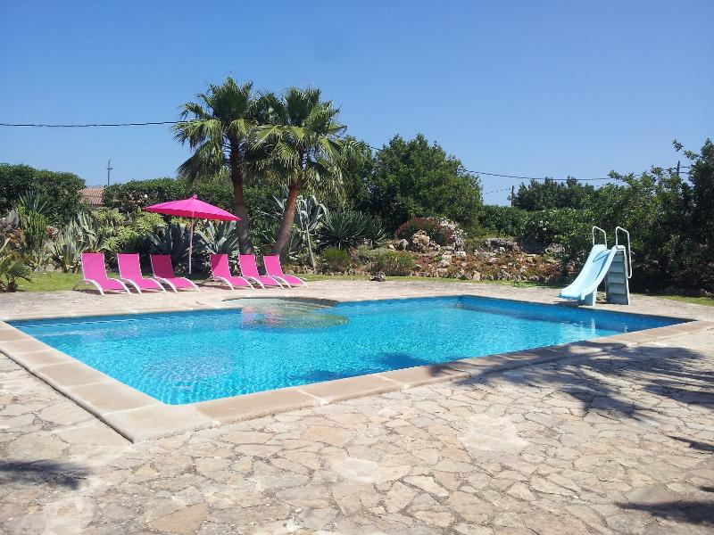 Great Swimming pool - Dreamed villa in a perfect location in Pollença - Pollenca - rentals