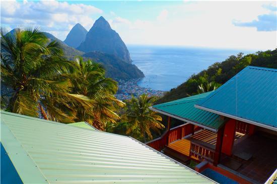Piton Deck Villa - St Lucia - Piton Deck Villa - St Lucia - Soufriere - rentals