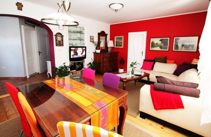 Spacious apartment in historical core - Image 1 - Split - rentals